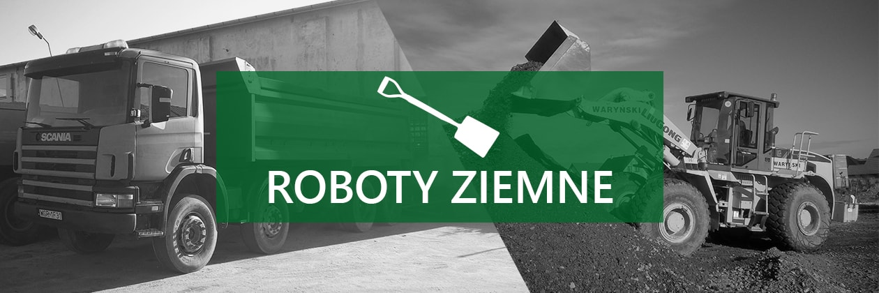 Roboty ziemne Nowe Miasto nad Pilicą